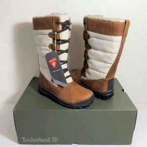 Timberland Mt Hayes Tall Boots Waterproof Size 6.5